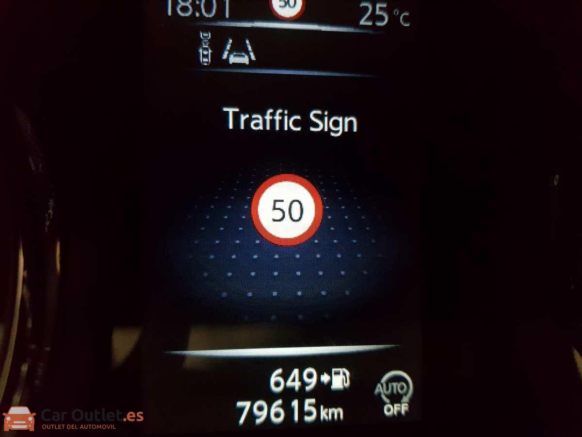 18 - Nissan X Trail 2016