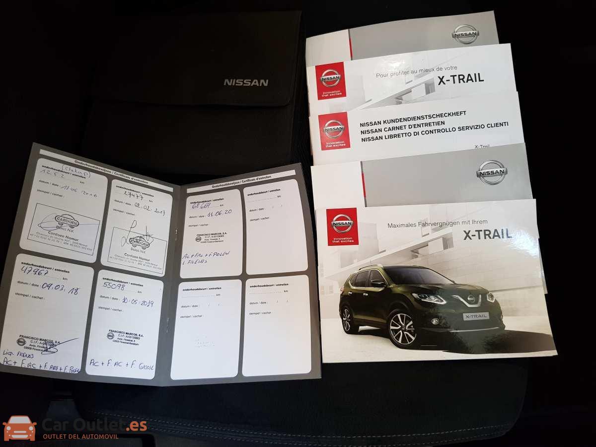 23 - Nissan X Trail 2016