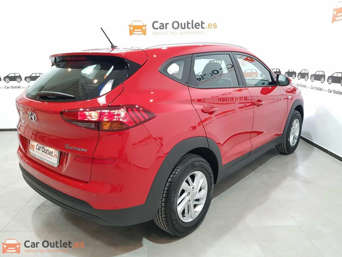 3 - Hyundai Tucson 2020