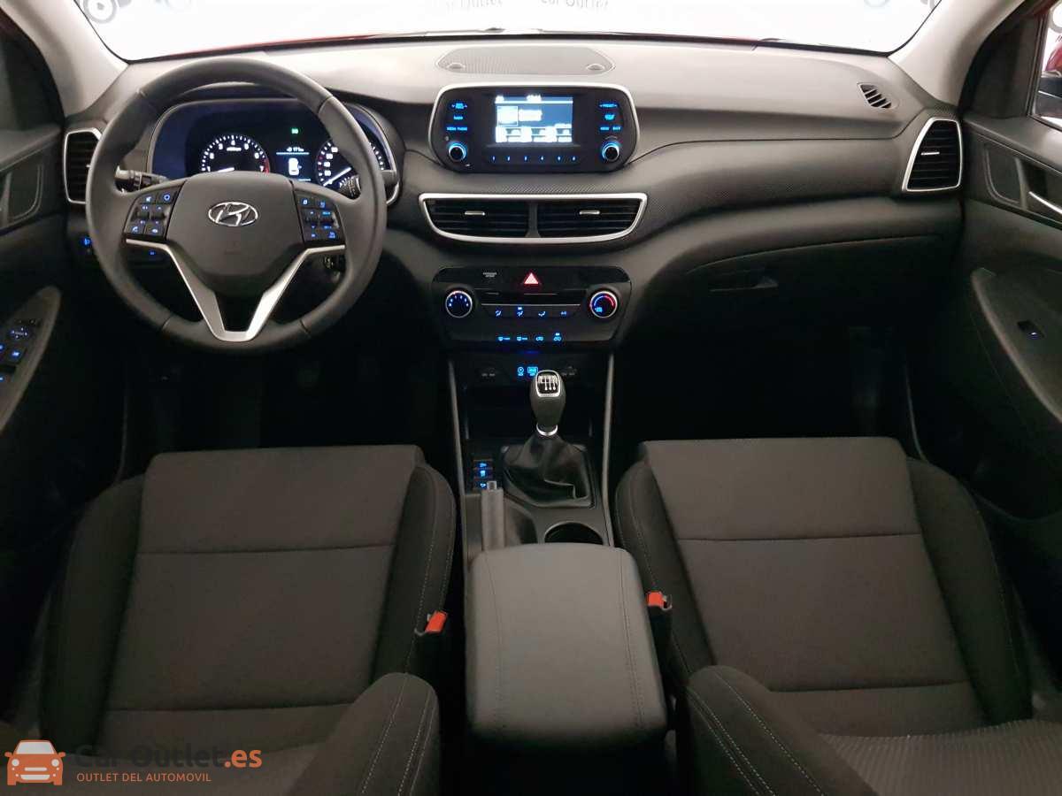 7 - Hyundai Tucson 2020