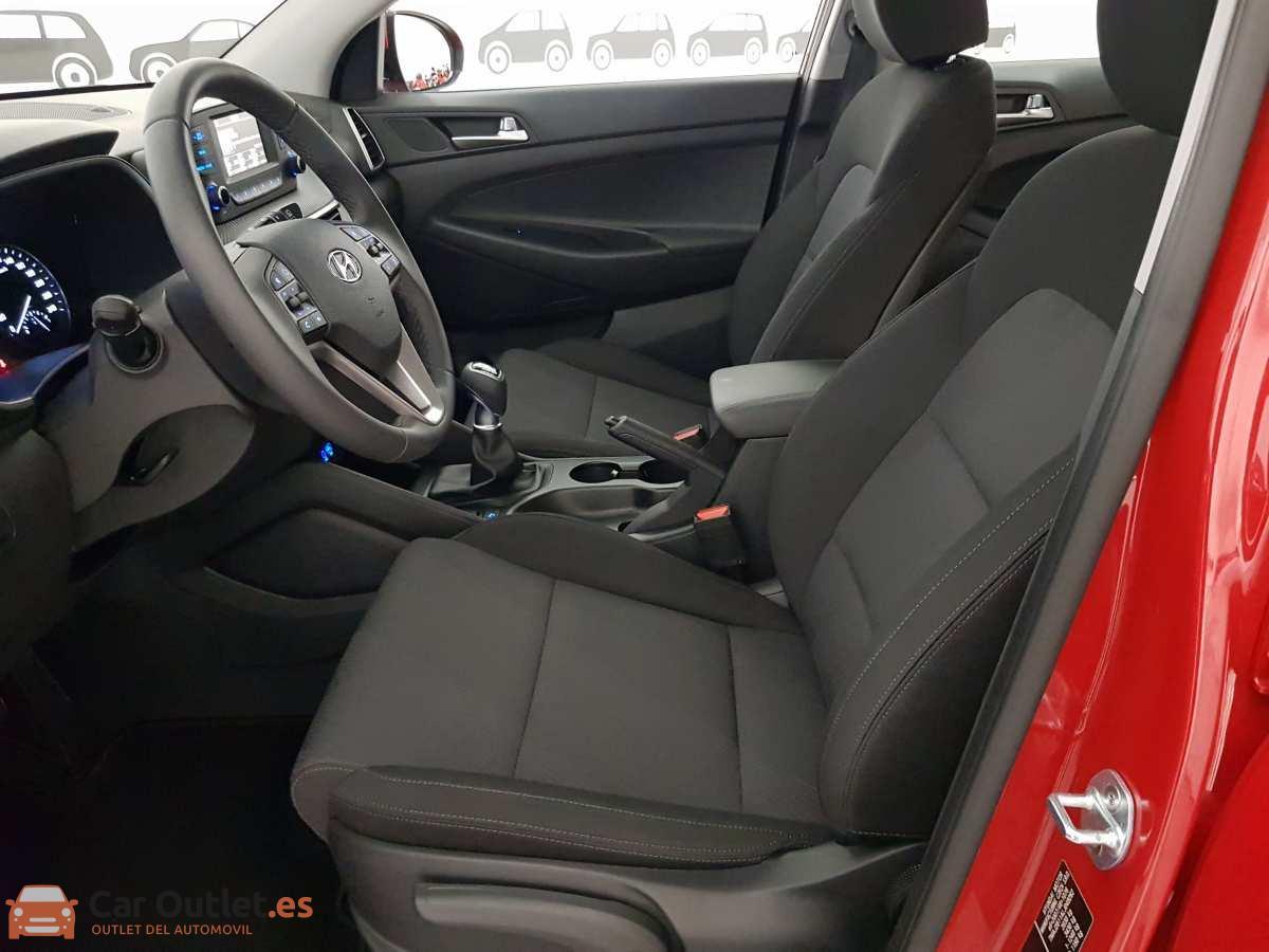8 - Hyundai Tucson 2020