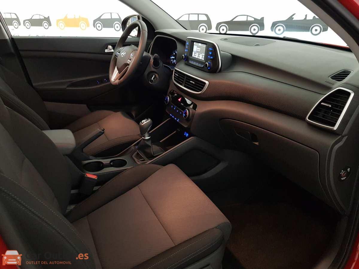 9 - Hyundai Tucson 2020
