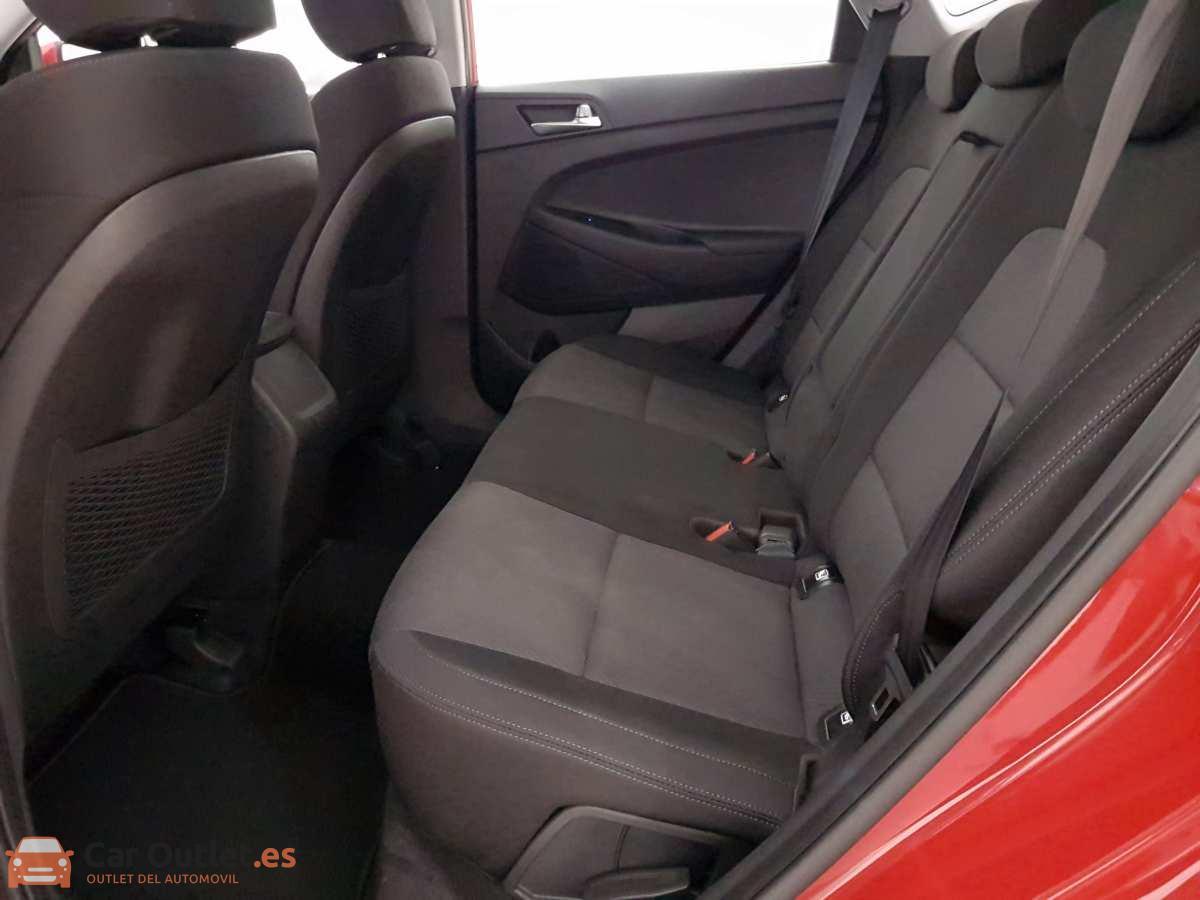 10 - Hyundai Tucson 2020