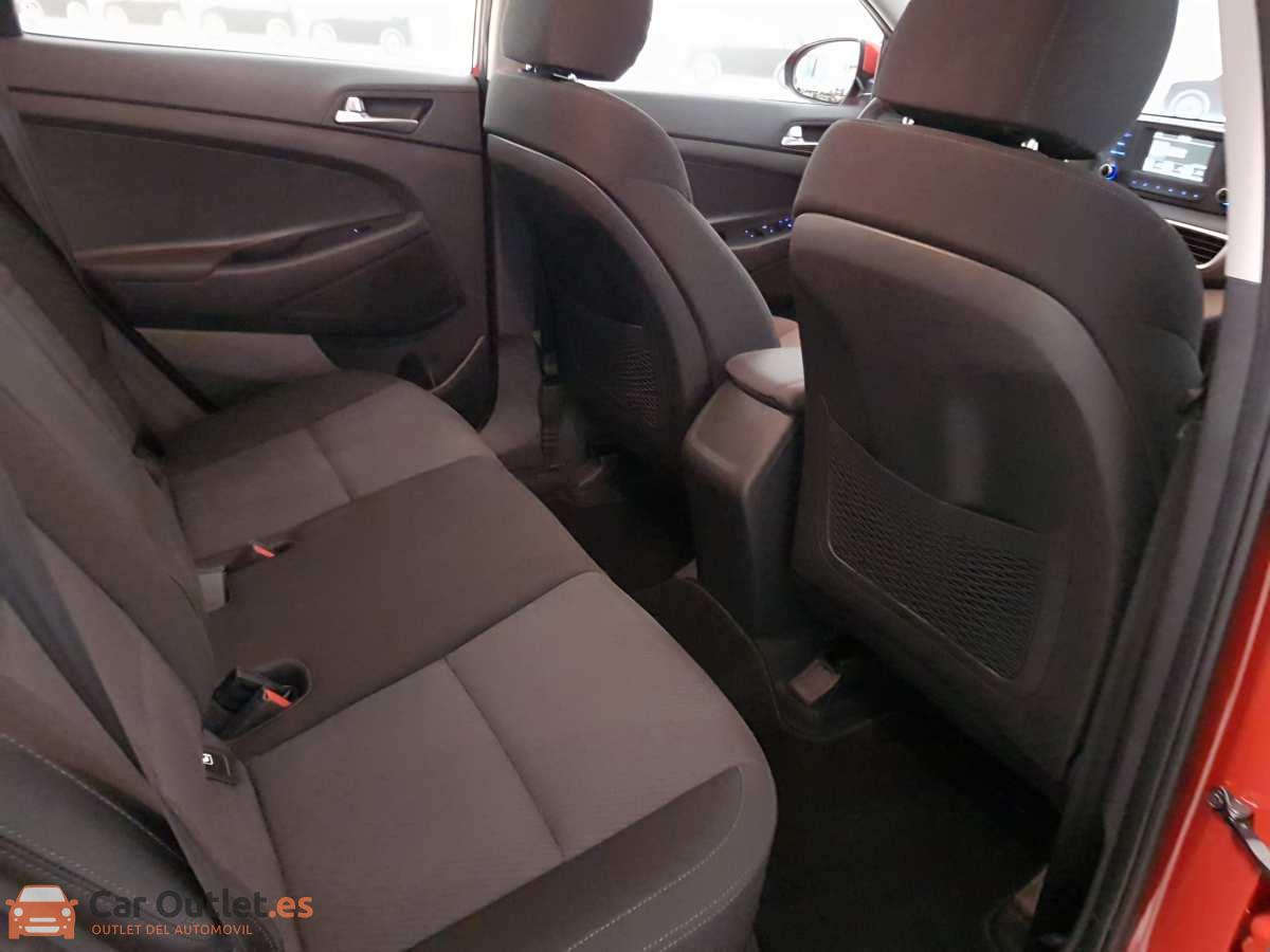 11 - Hyundai Tucson 2020