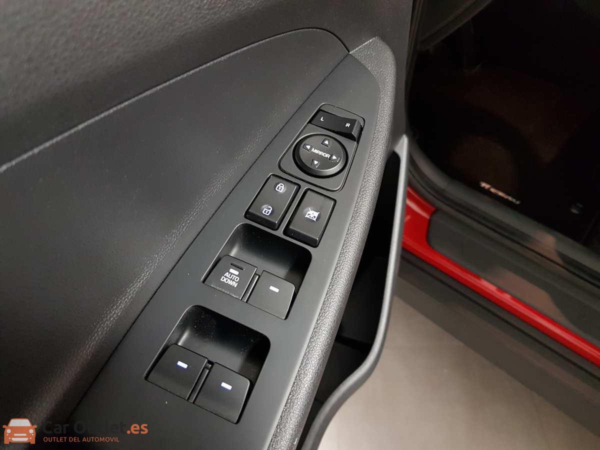 14 - Hyundai Tucson 2020