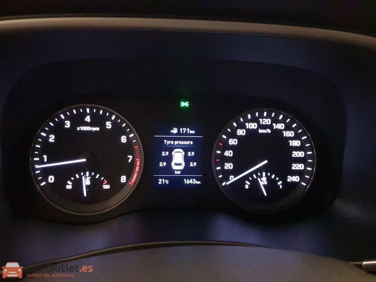 17 - Hyundai Tucson 2020