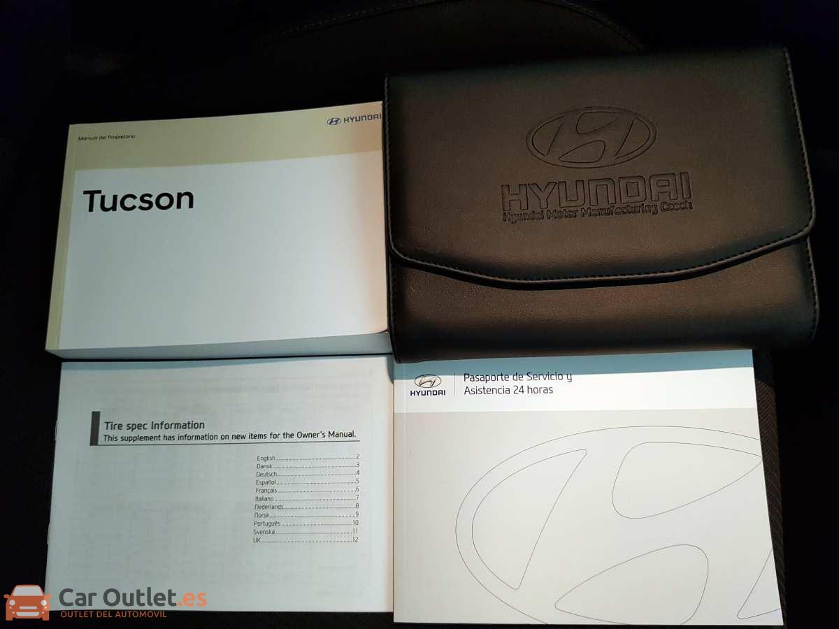 23 - Hyundai Tucson 2020