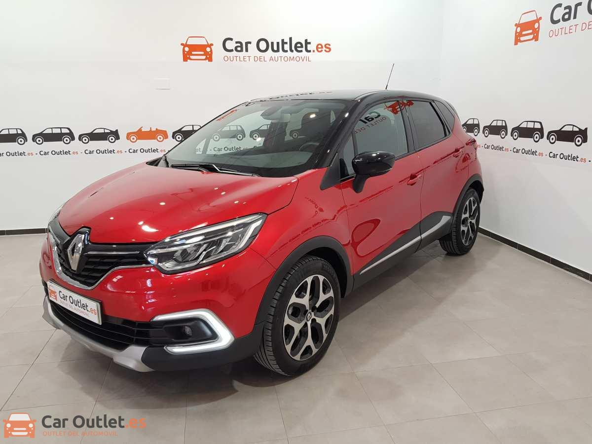 Renault Captur Petrol - 2018