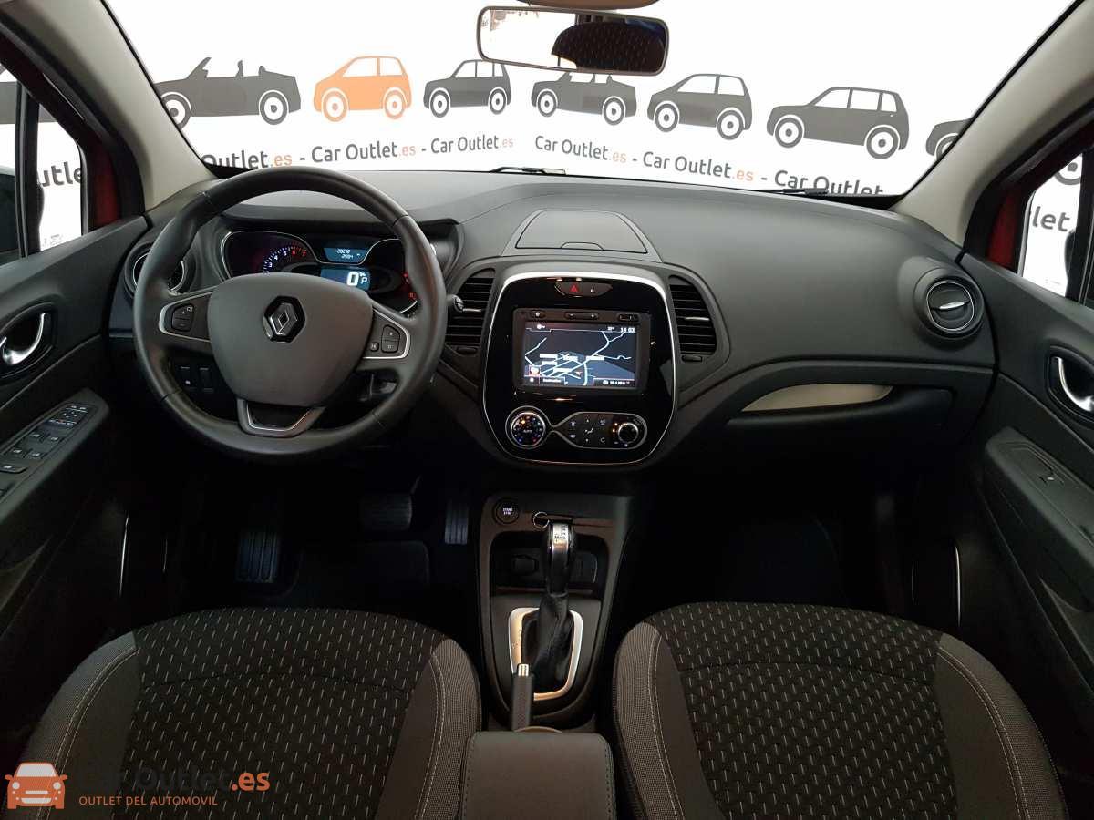 9 - Renault Captur 2018 - AUTO