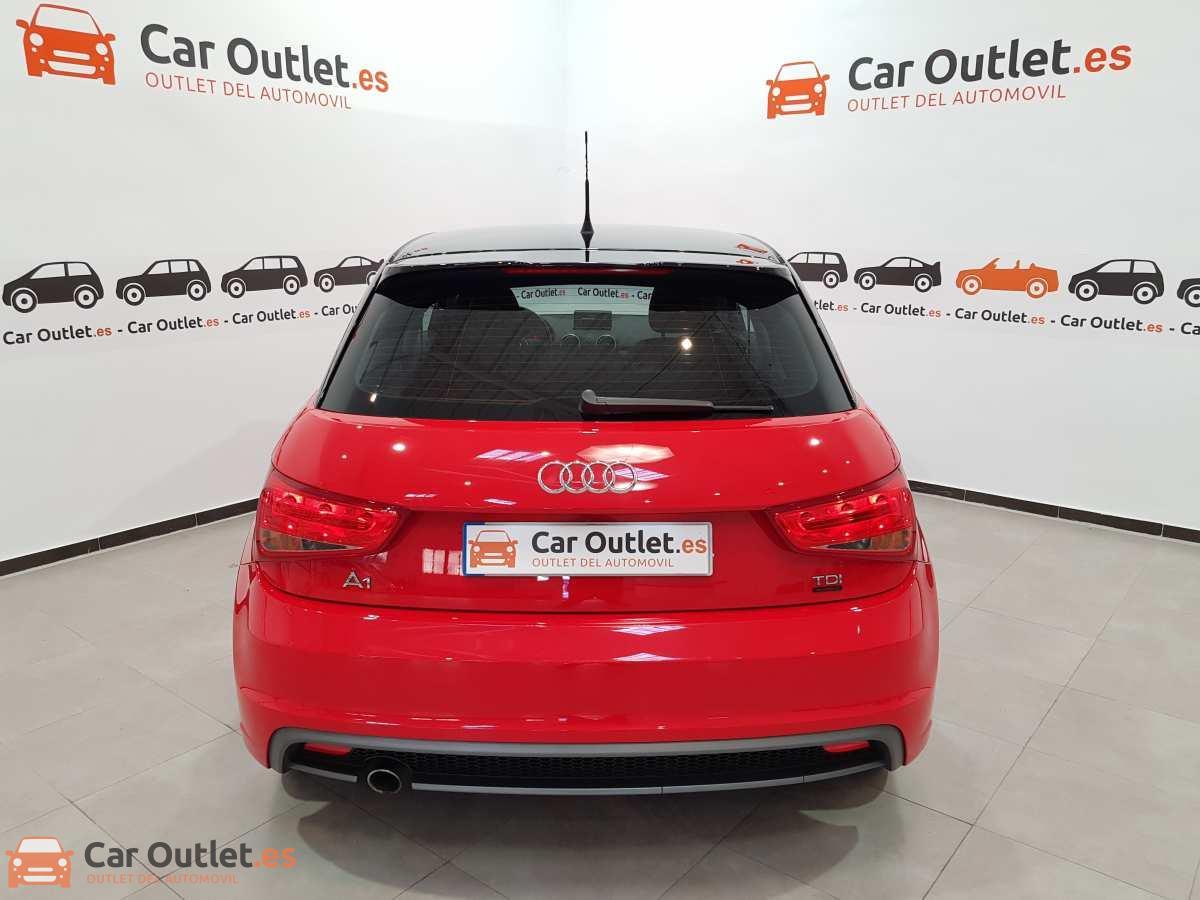 4 - Audi A1 2015