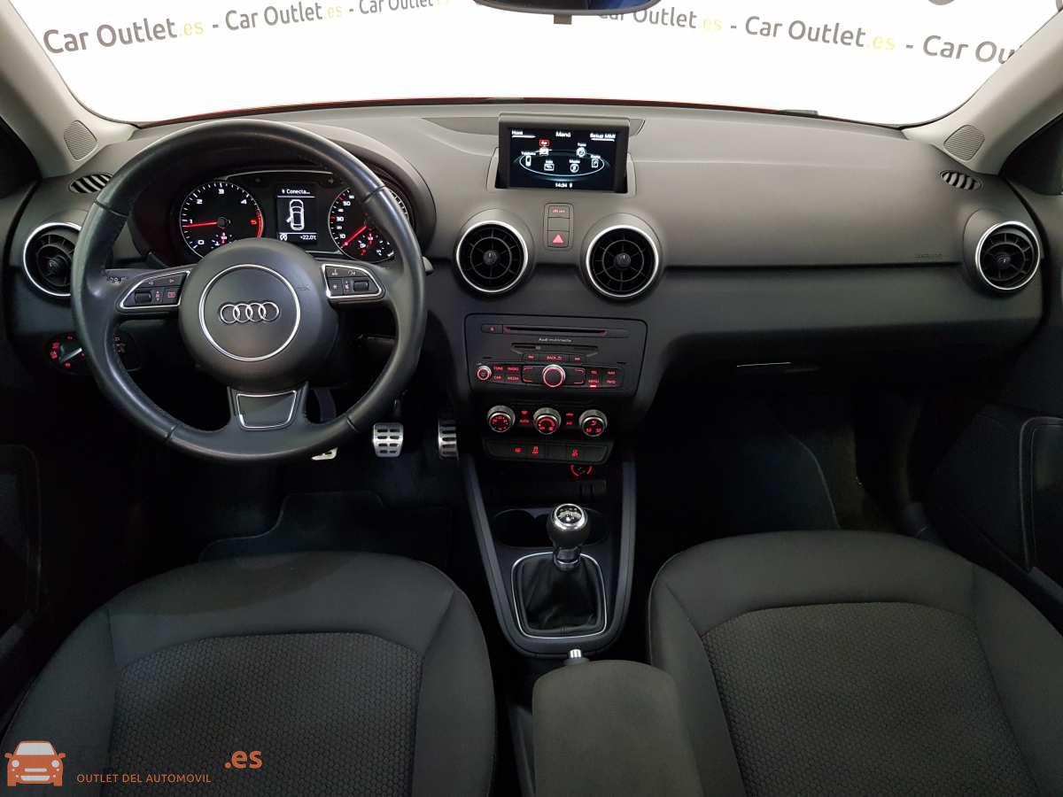 6 - Audi A1 2015