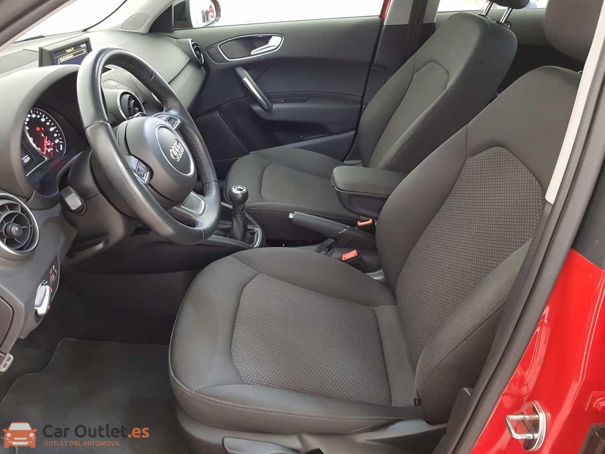 7 - Audi A1 2015