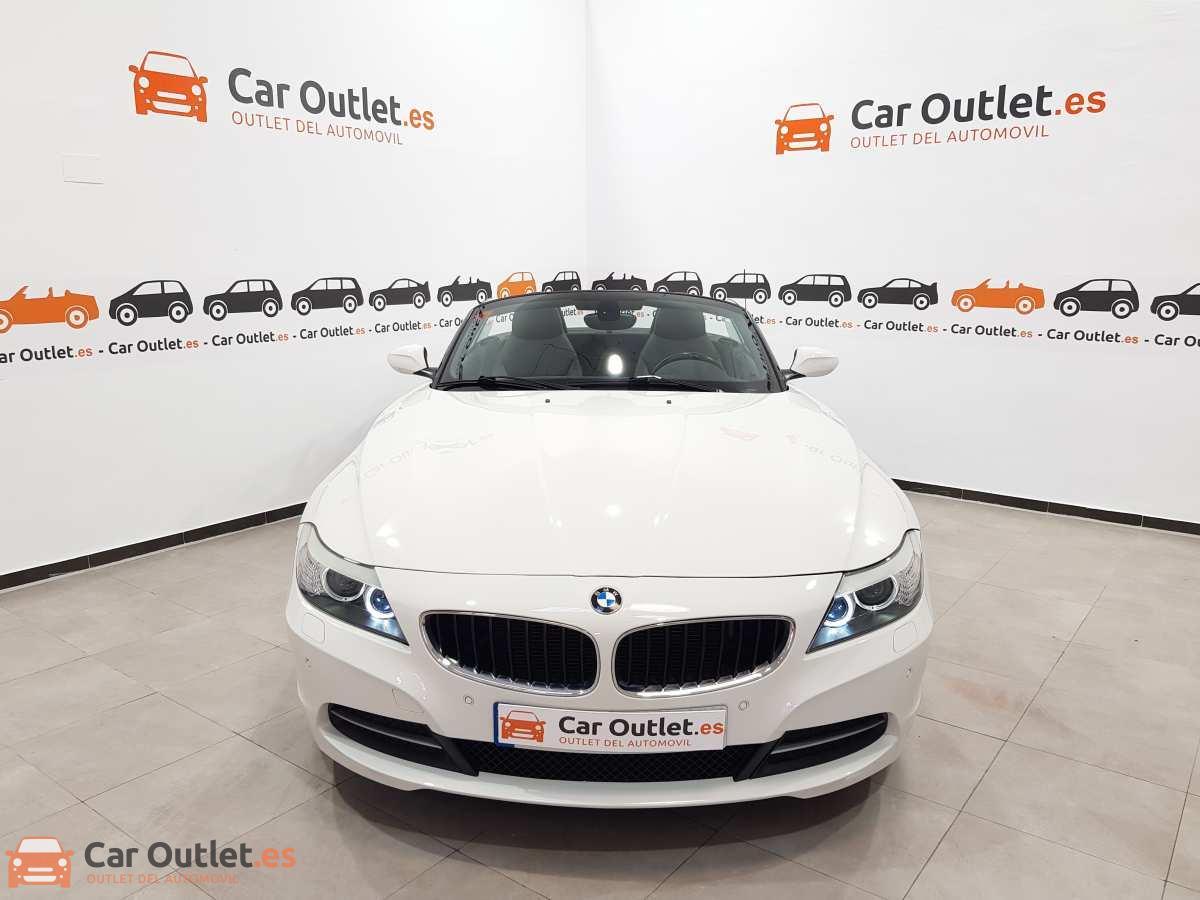 1 - BMW Z4 2013 - AUTO - CABRIO