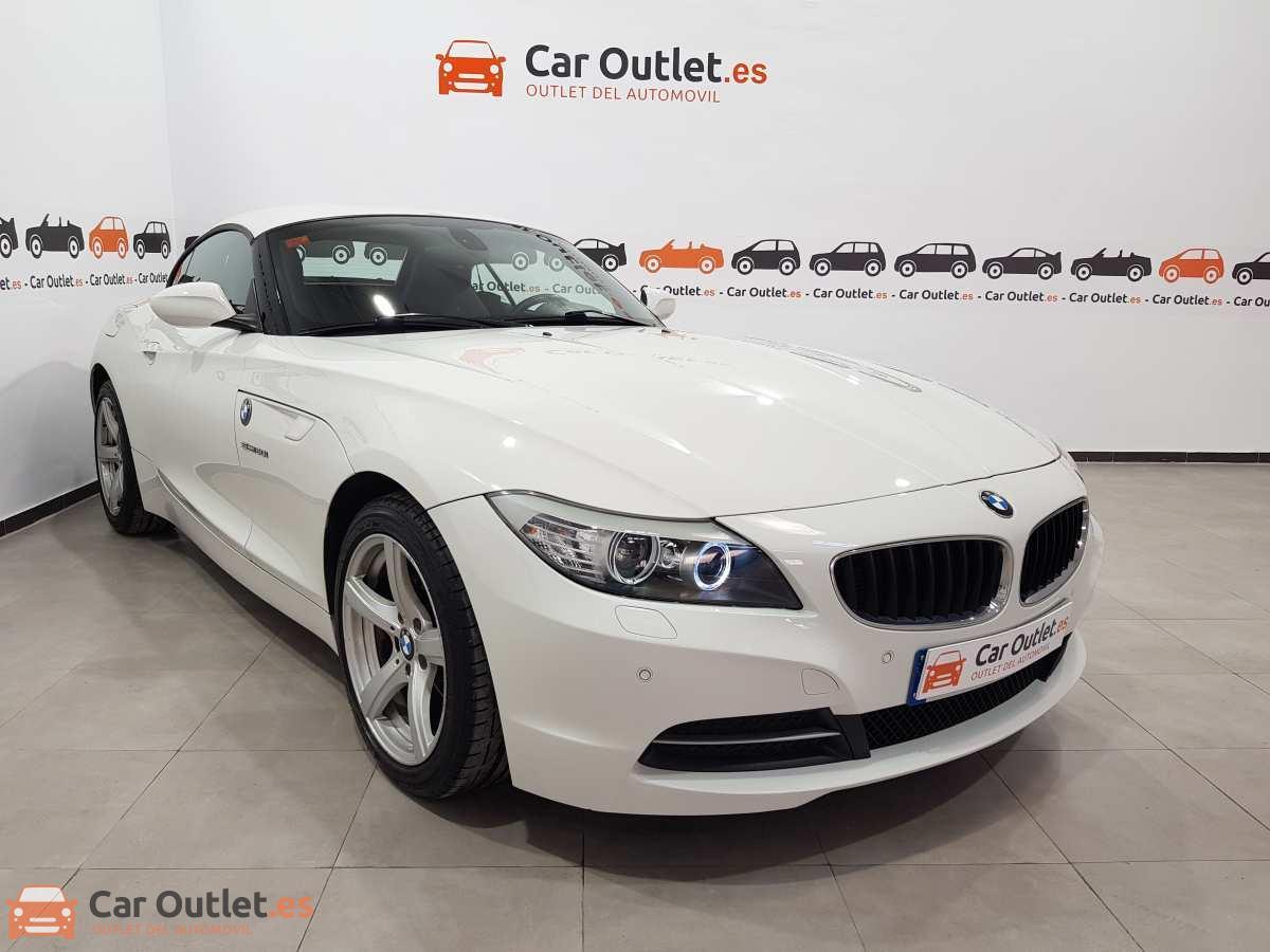 8 - BMW Z4 2013 - AUTO - CABRIO