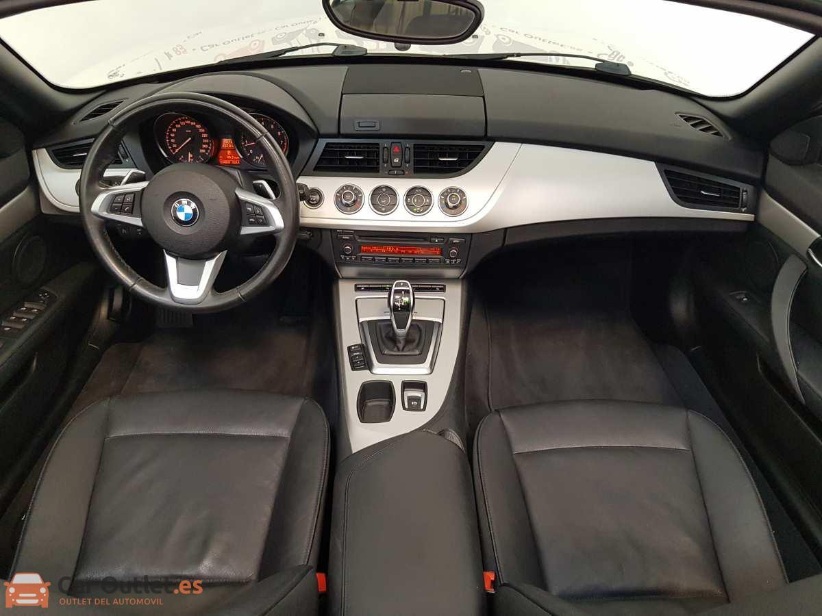 16 - BMW Z4 2013 - AUTO - CABRIO