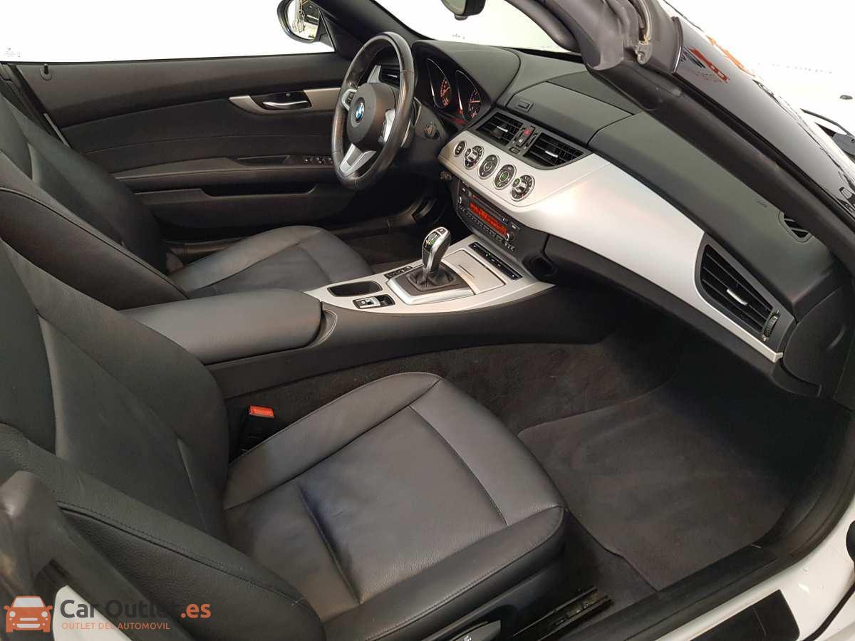 17 - BMW Z4 2013 - AUTO - CABRIO