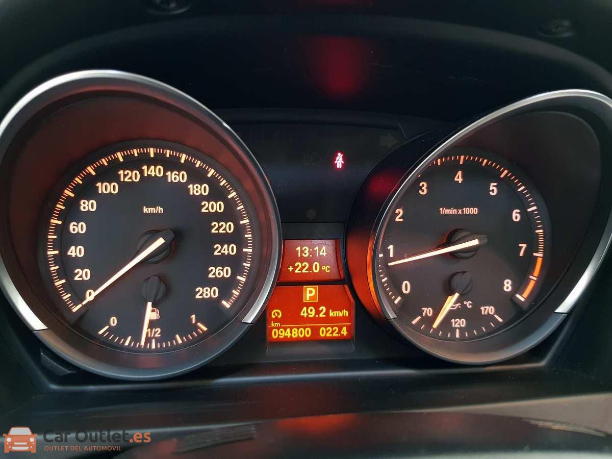 21 - BMW Z4 2013 - AUTO - CABRIO