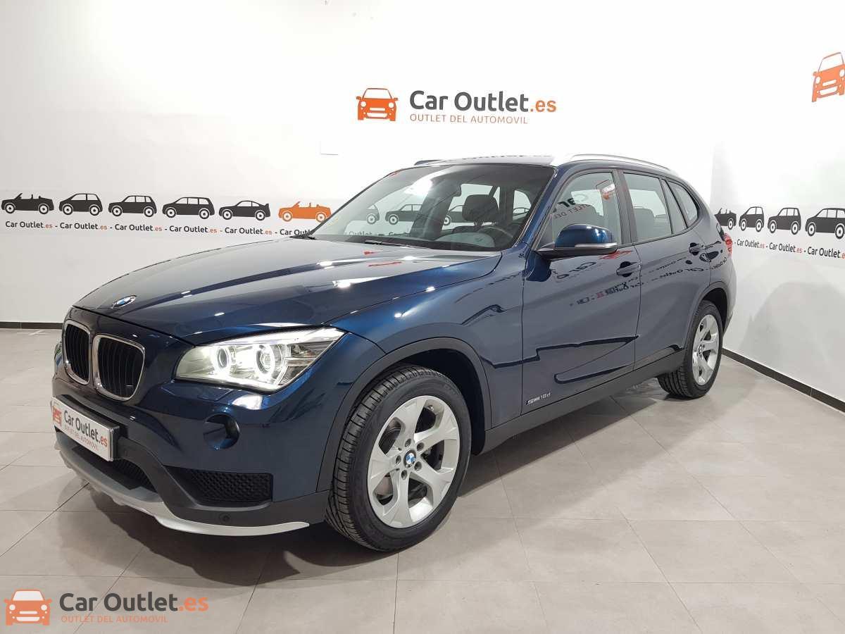 0 - BMW X1 2015 - AUTO