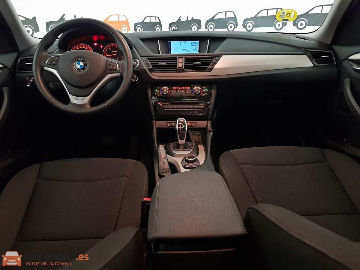 10 - BMW X1 2015 - AUTO