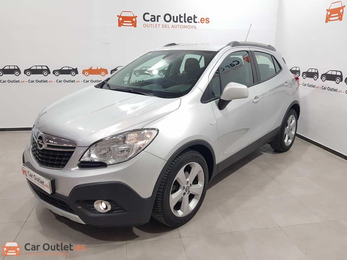 Opel Mokka Petrol - 2014