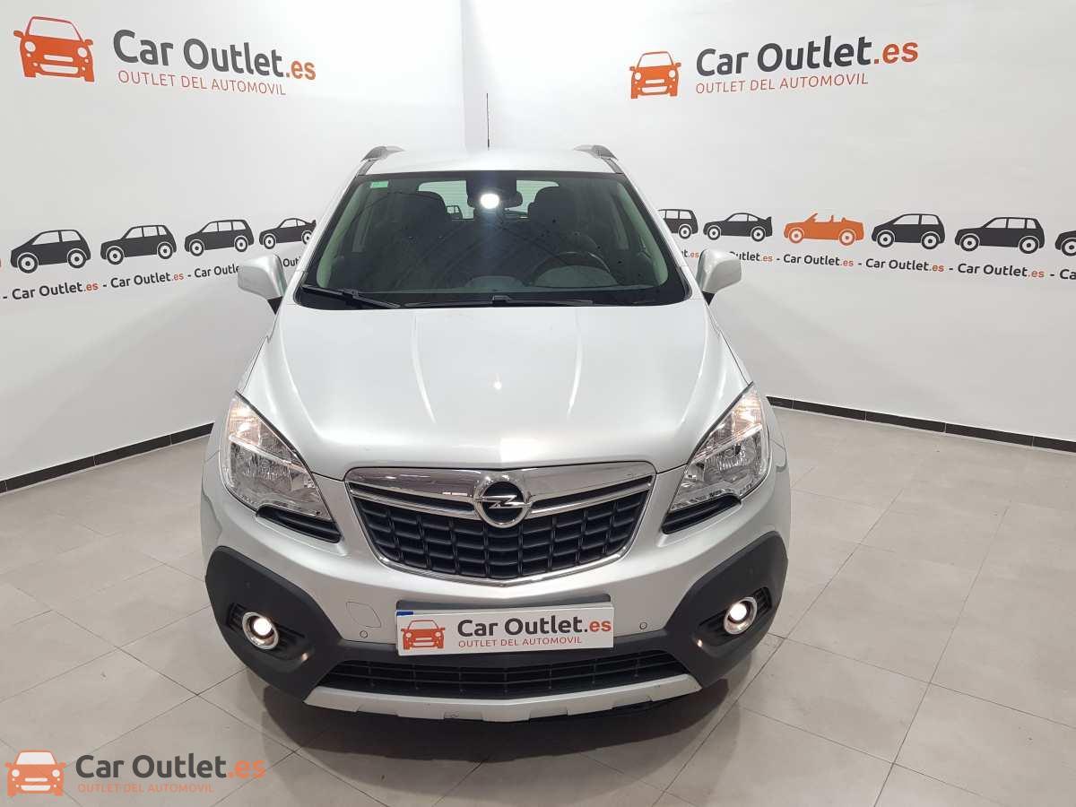 1 - Opel Mokka 2014
