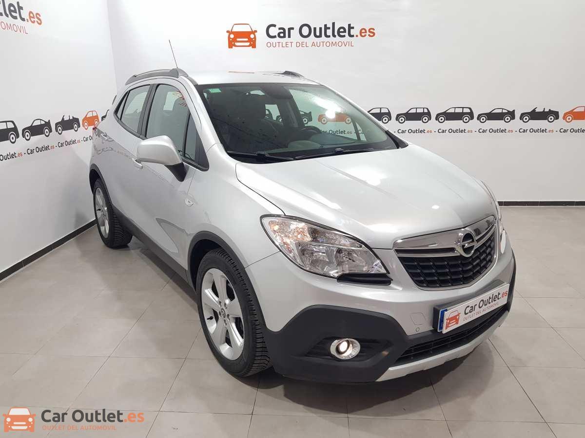 2 - Opel Mokka 2014