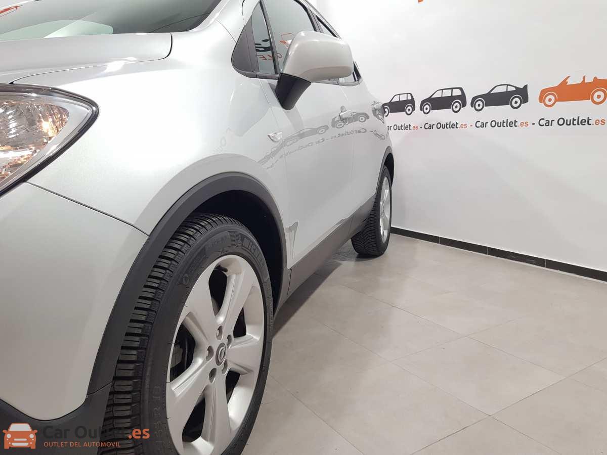 4 - Opel Mokka 2014