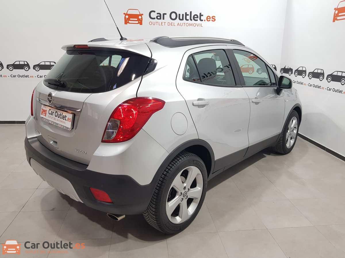 5 - Opel Mokka 2014