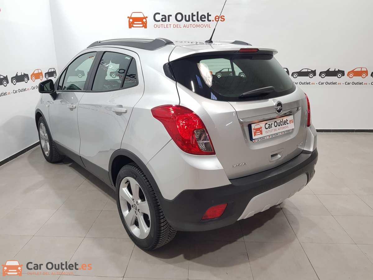 7 - Opel Mokka 2014