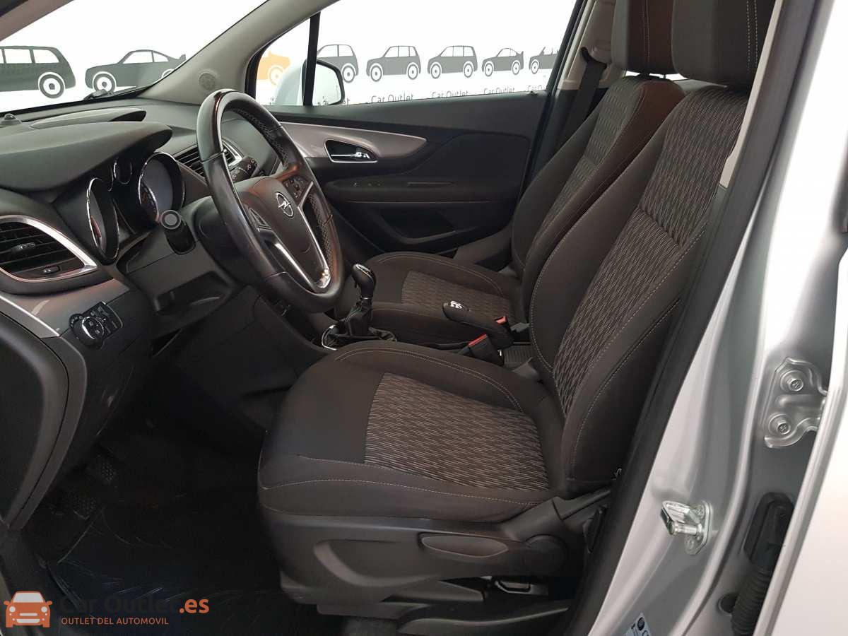 8 - Opel Mokka 2014