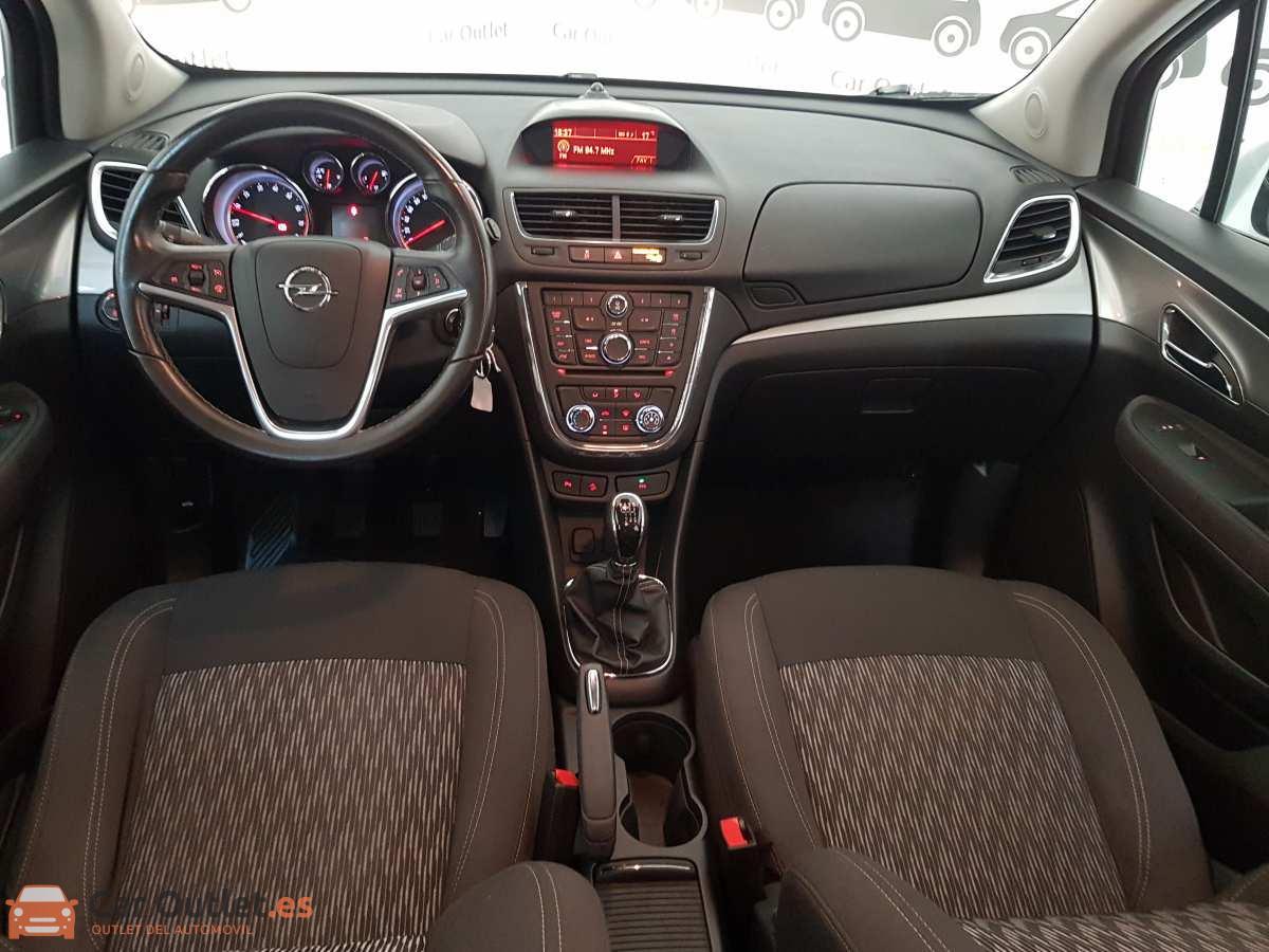 11 - Opel Mokka 2014
