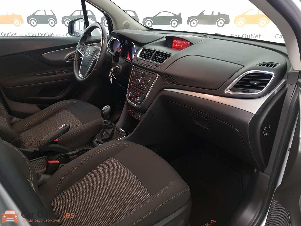 12 - Opel Mokka 2014