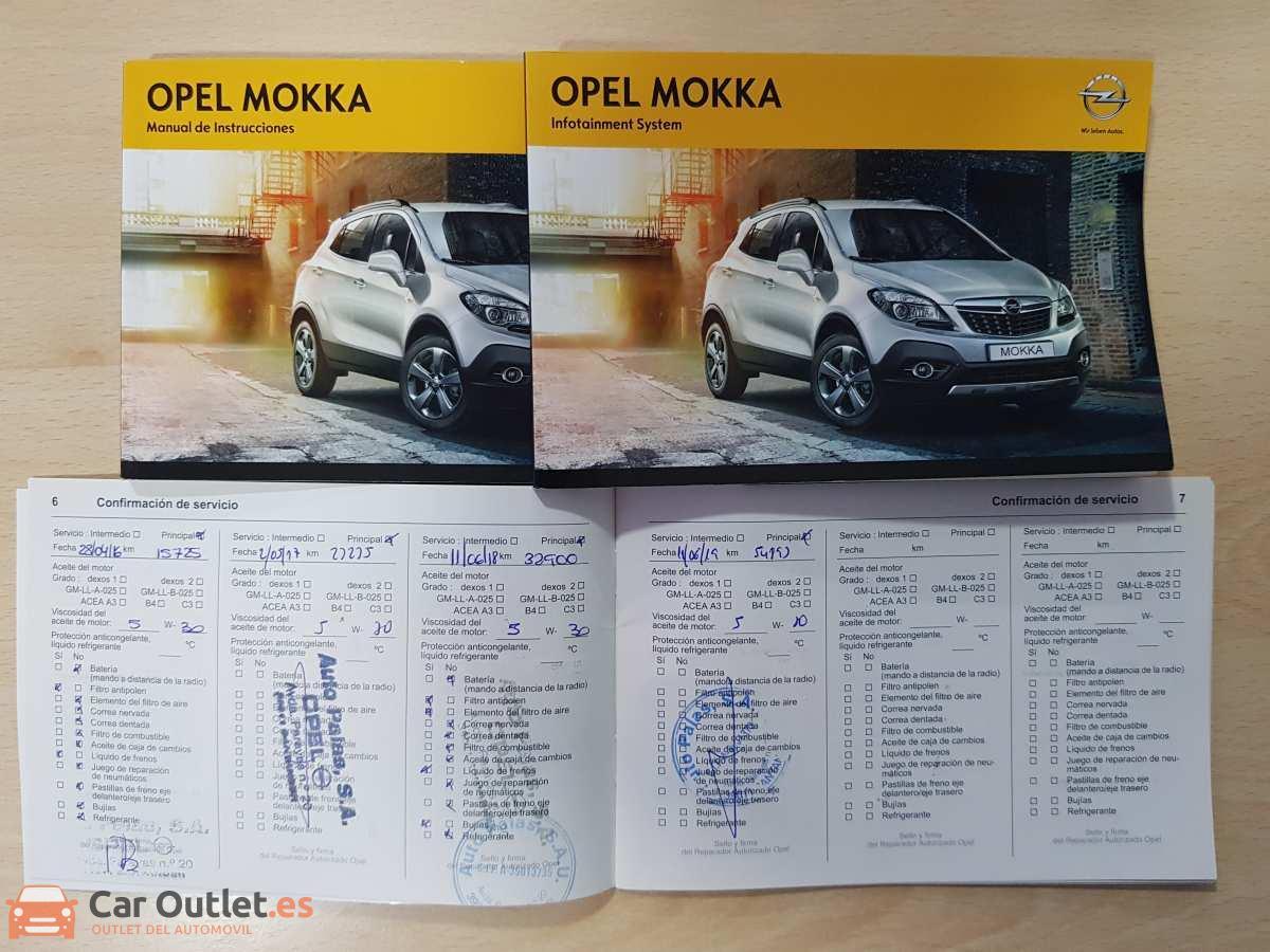 24 - Opel Mokka 2014