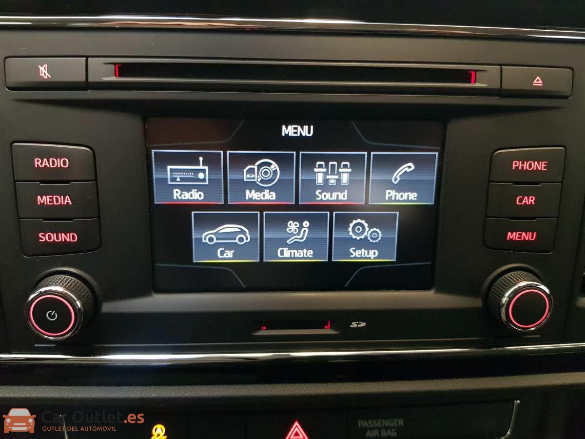 16 - Seat Leon 2014 - AUTO