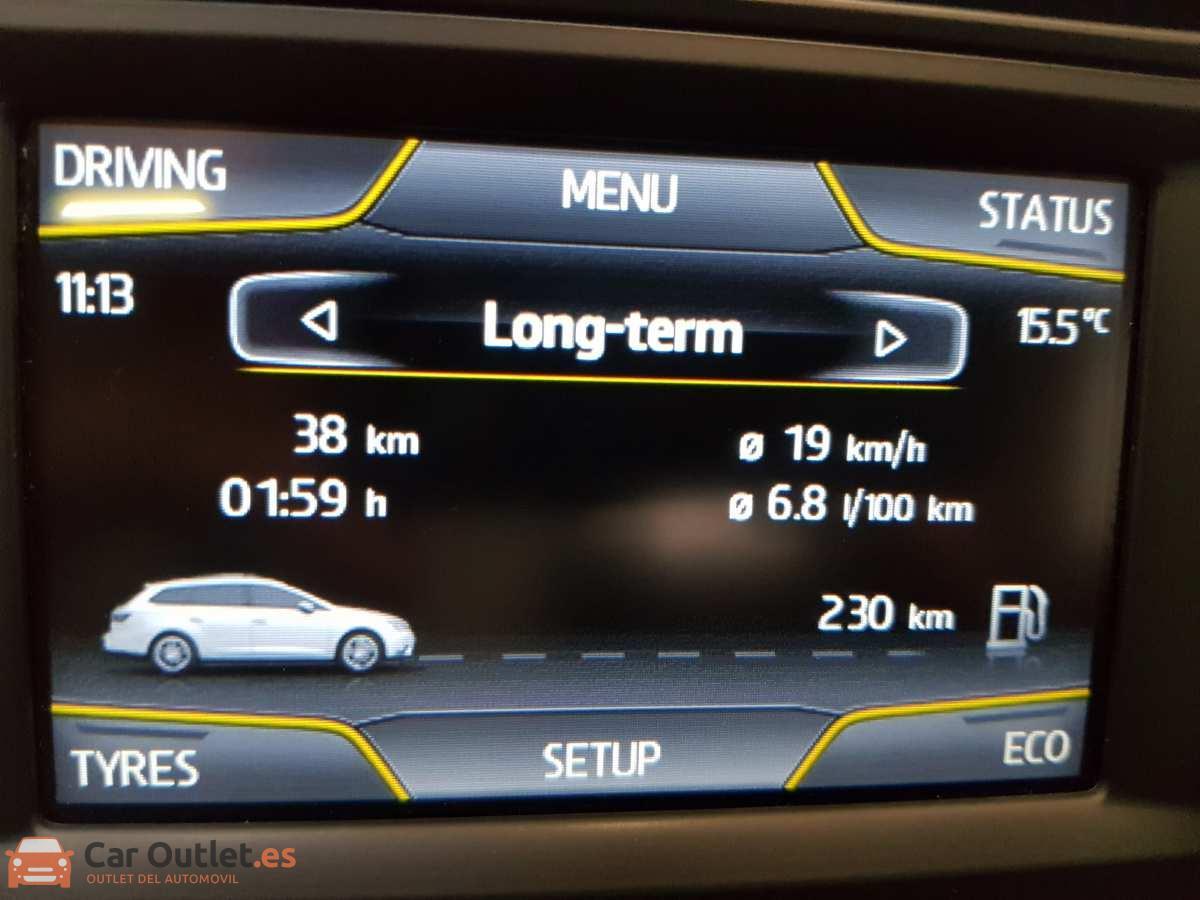 18 - Seat Leon 2014 - AUTO