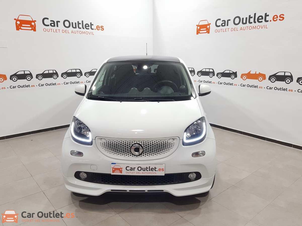 1 - Smart Forfour 2019 - AUTO