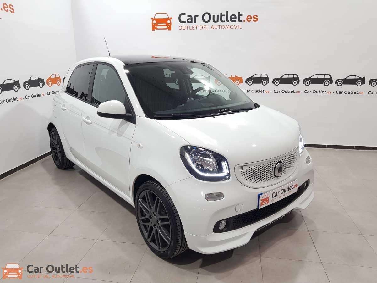 2 - Smart Forfour 2019 - AUTO