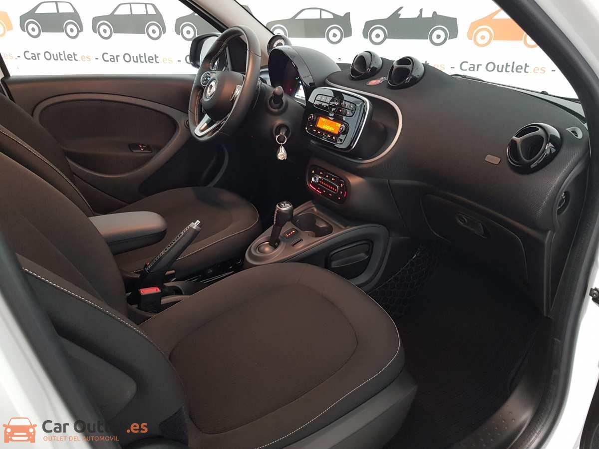 16 - Smart Forfour 2019 - AUTO