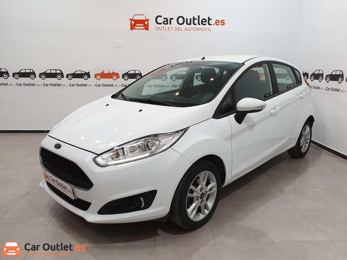 0 - Ford Fiesta 2016
