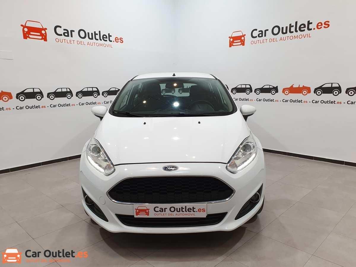 1 - Ford Fiesta 2016