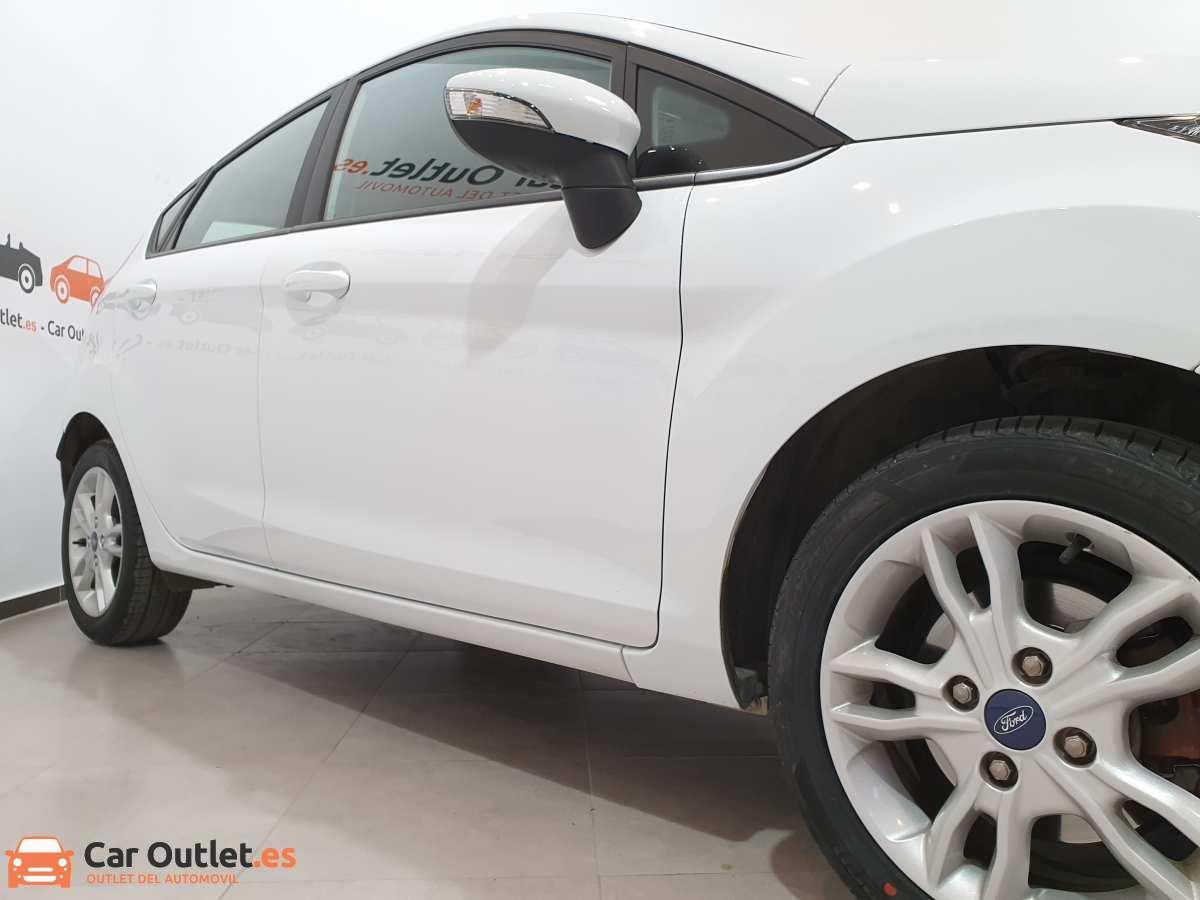 3 - Ford Fiesta 2016