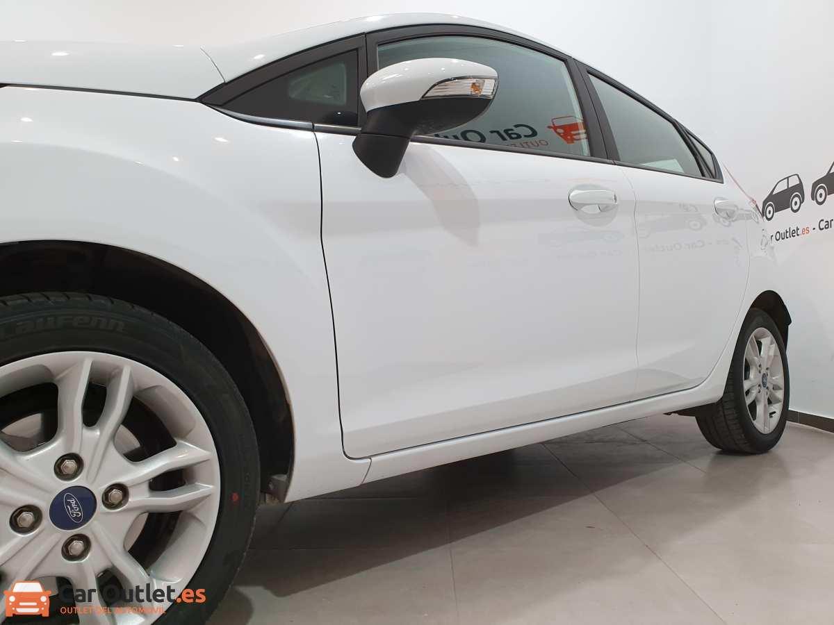 4 - Ford Fiesta 2016
