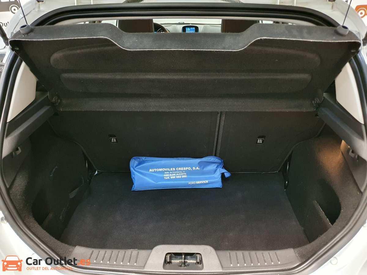 10 - Ford Fiesta 2016