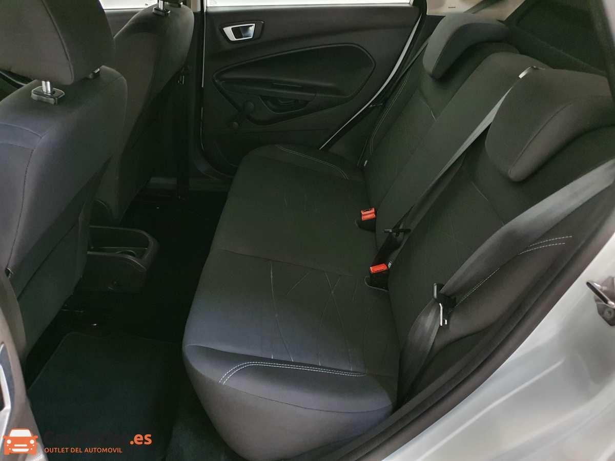 11 - Ford Fiesta 2016