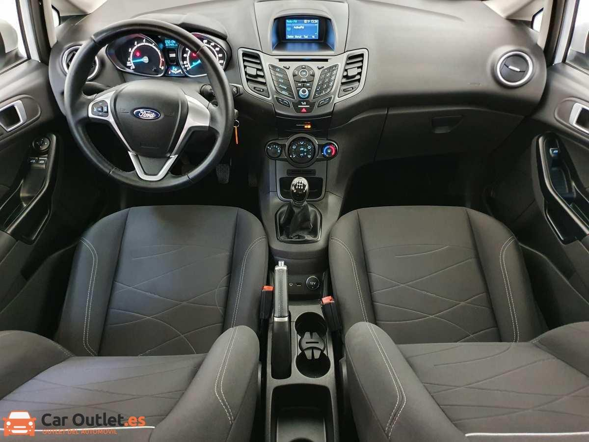 15 - Ford Fiesta 2016