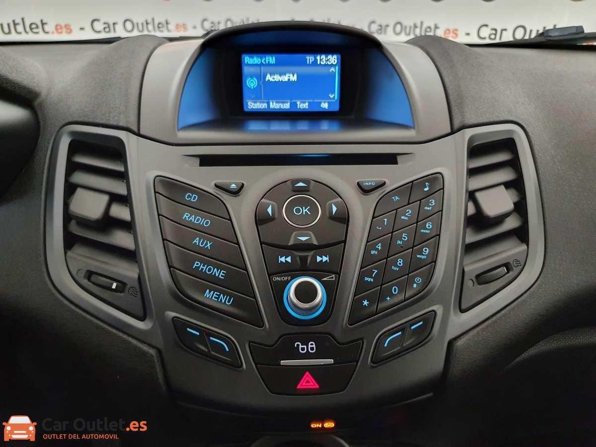 25 - Ford Fiesta 2016