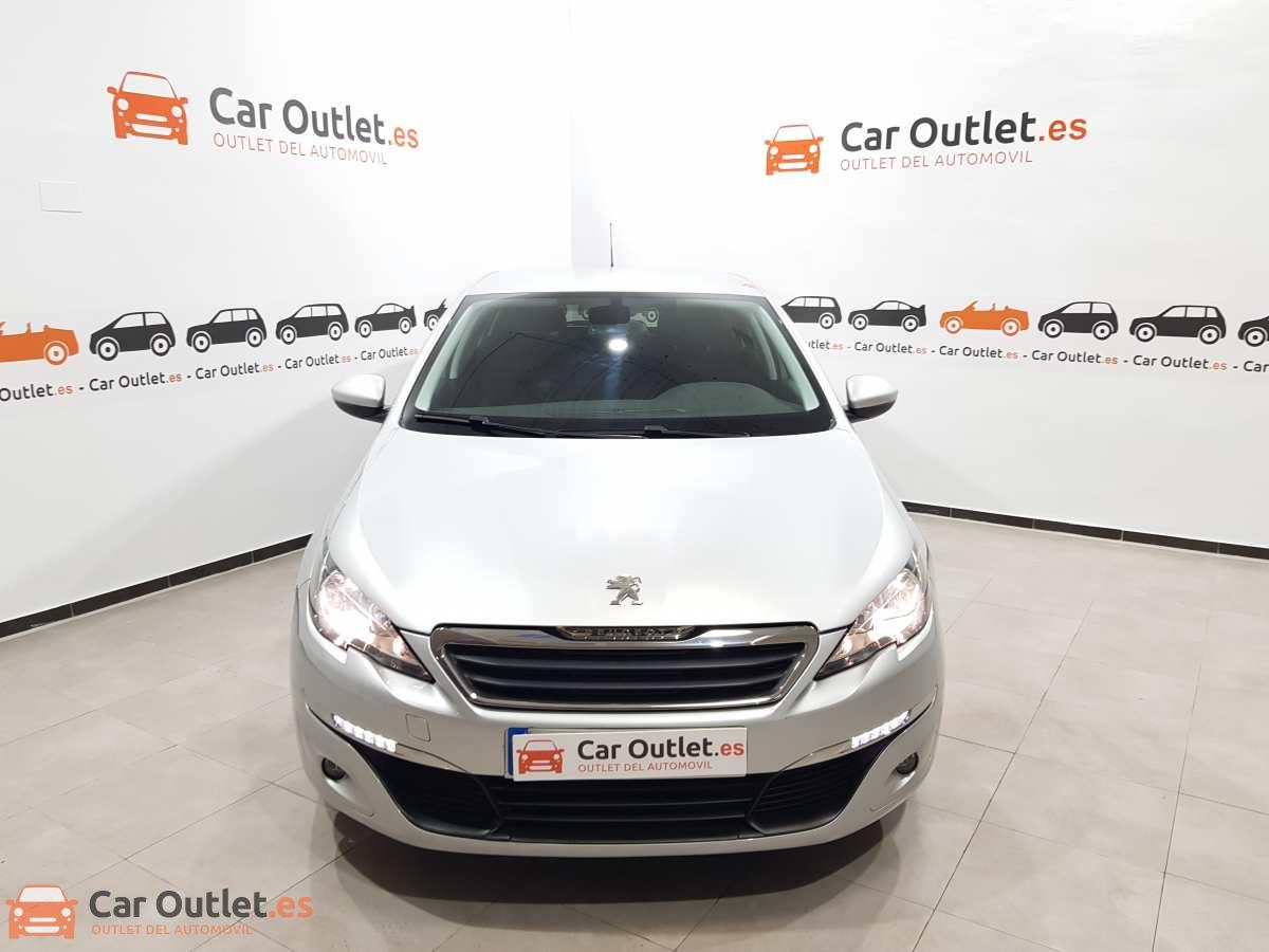 1 - Peugeot 308 2017 - AUTO