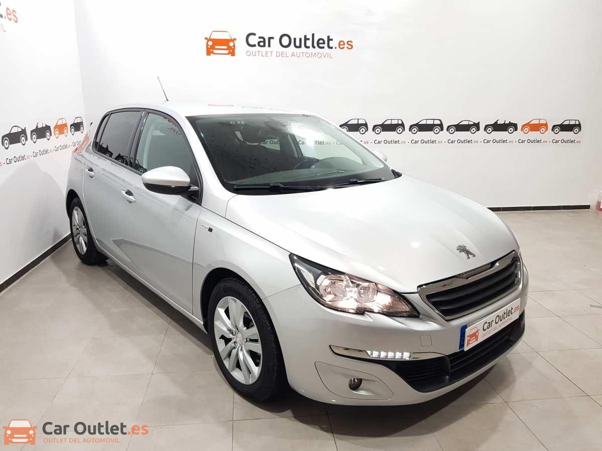 2 - Peugeot 308 2017 - AUTO