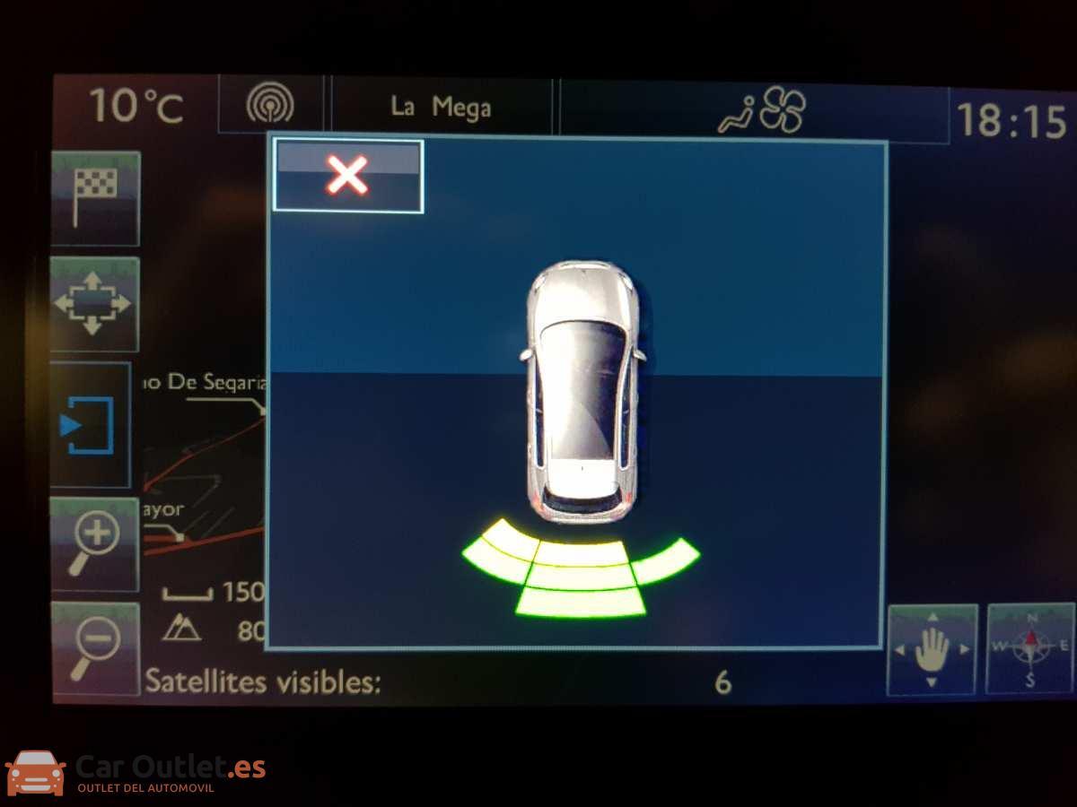 20 - Peugeot 308 2017 - AUTO