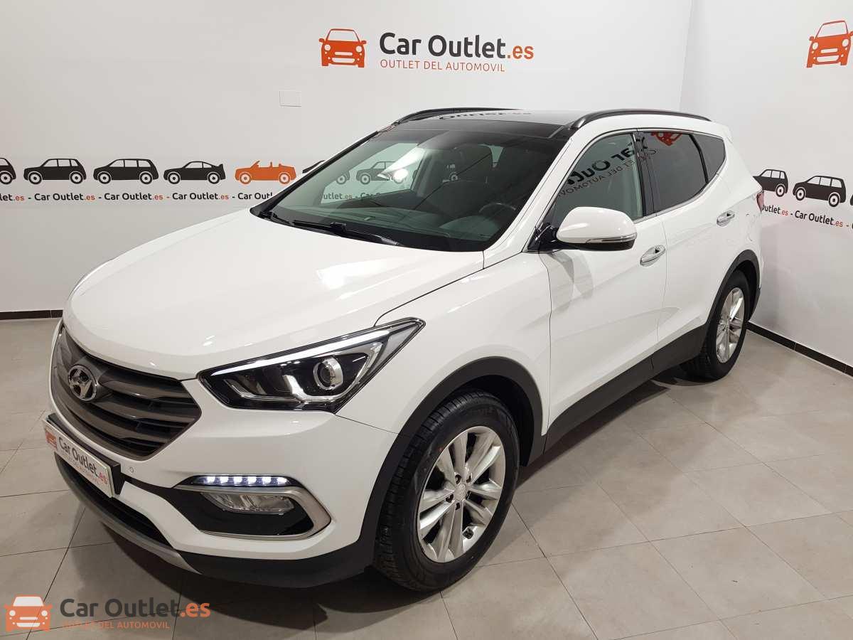 0 - Hyundai Santa Fe 2018
